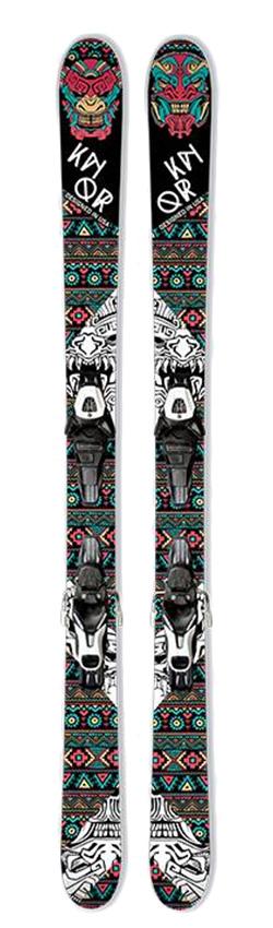 Ski New School Adulte